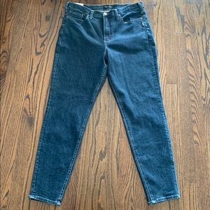 Silver Jeans Calley Super High rise Skinny